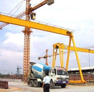 Cổng trục CGTR3 – Quang Trung Group